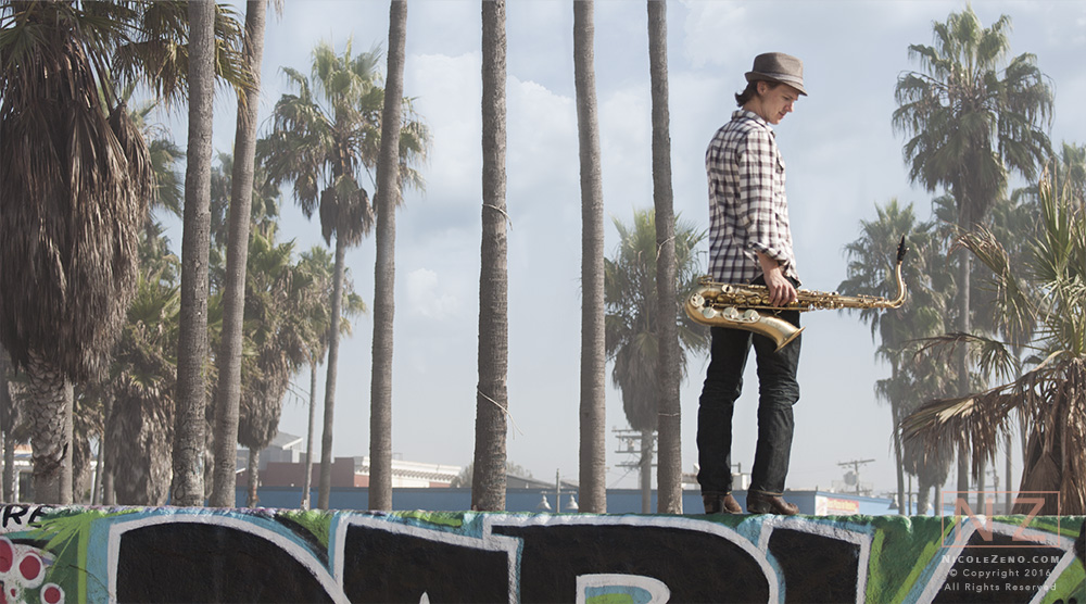 Photo Blog: Joe Rudd In Venice Beach